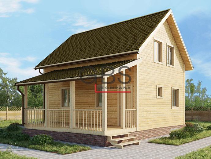 Дачный дом Подмосковье