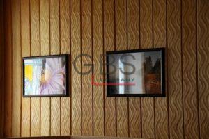 Деревянные стеновые обои